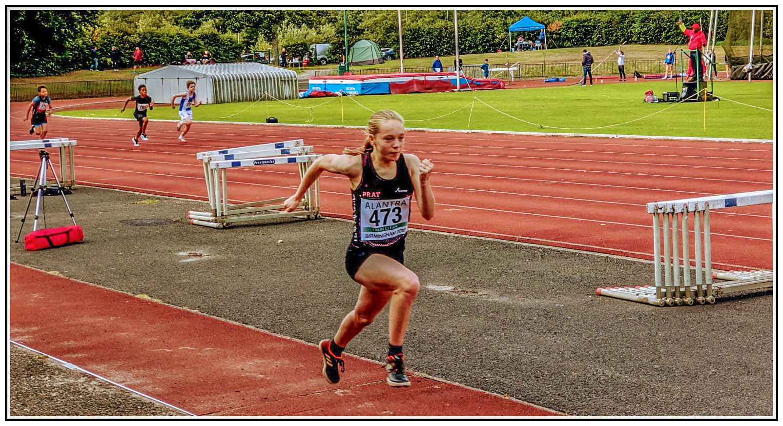 BRAT Junior Athletics – End of Season